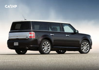 2020 Ford Flex 3 Quarter View