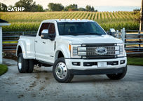 2018 Ford F-450 SuperDuty diesel's exterior image