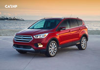 2020 Ford Escape 3 Quarter View