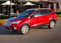 2020 Ford Escape Left Side View