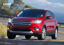 2020 Ford Escape Front View