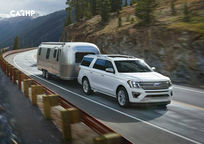 2019 Ford Expedition 3 Quarter View