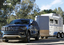 2020 Ford Expedition Front View