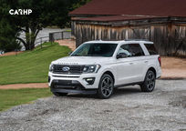 2020 Ford Expedition 3 Quarter View