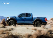 2019 Ford F-150 Raptor SuperCab exterior