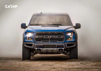 2019 Ford F-150 Raptor SuperCrew Front View