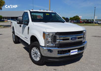 2019 Ford F-250 SuperDuty Front View