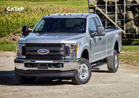 2019 Ford F-250 SuperDuty SuperCab 3 Quarter View