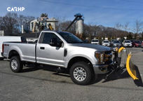 2019 Ford F-350 SuperDuty Right Side View