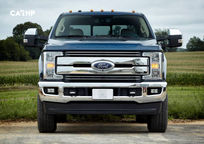 2019 Ford F-350 SuperDuty SuperCab Front View