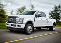 2019 Ford F-450 SuperDuty diesel's exterior image