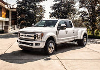 2020 Ford F-450 SuperDuty diesel 3 Quarter View