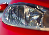 2020 Ford Fiesta Front Head Lights