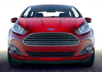 2020 Ford Fiesta Front View