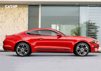 2019 Ford Mustang Right Side View