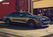 2019 Ford Mustang 3 Quarter View