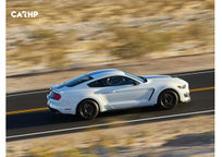 2020 Ford Mustang Shelby GT350 Coupe Top View