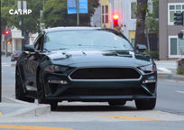 2020 Ford Mustang BULLITT Coupe Front View