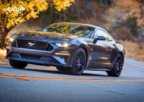 2020 Ford Mustang Front View