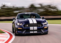 2020 Ford Mustang Shelby GT350 Coupe Front View