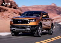 2019 Ford Ranger Front View