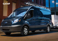 2019 Ford Transit 3 Quarter View