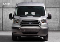 2019 Ford Transit Front View