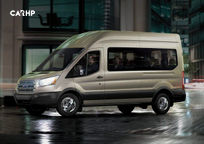 2019 Ford Transit Passenger Van Right Side View