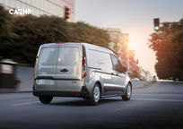 2019 Ford Transit Connect 3 Quarter View