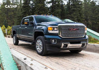 2020 GMC Sierra 3500HD 3 Quarter View