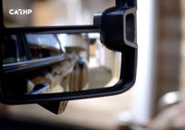 2020 GMC Sierra 3500HD Rear View Mirror