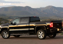 2020 GMC Sierra 3500HD Left Side View