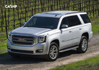 2020 GMC Yukon 3 Quarter View