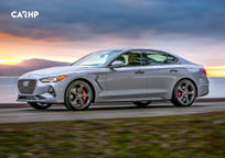 2019 Genesis G70 Left Side View