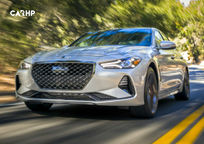 2020 Genesis G70 Front View