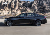 2019 Genesis G80 Left Side View