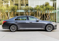 2019 Genesis G90 Right Side View