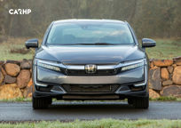 2018 Honda Clarity plug-in hybrid Front View