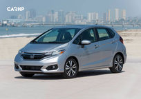 2019 Honda Fit 3 Quarter View