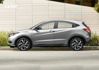 2019 Honda HR-V Left Side View
