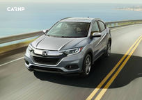 2019 Honda HR-V 3 Quarter View