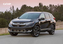 2020 Honda CR-V 3 Quarter View