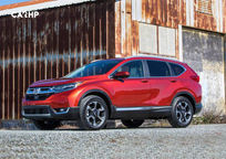 2020 Honda CR-V Left Side View