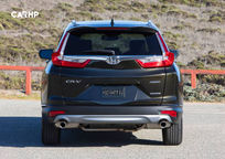 2020 Honda CR-V Rear View