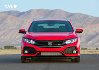 2019 Honda Civic Si Coupe Front View