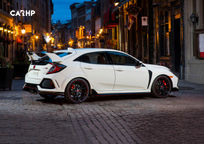 2017 Honda Civic Type-R Right Side View
