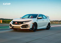 2020 Honda Civic Type-R 3 Quarter View
