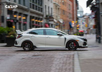 2020 Honda Civic Type-R Right Side View