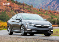 2020 Honda Clarity plug-in hybrid 3 Quarter View