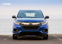 2019 Honda HR-V Front View